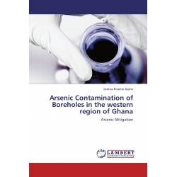 Arsenic Contamination of Boreholes in the western region of Ghana