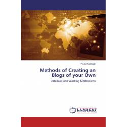 Methods of Creating an Blogs of your Own