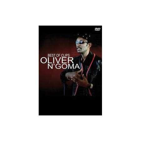 DVD Best of clips Oliver N'Goma