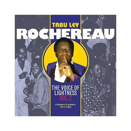 Tabu Ley Rochereau - The voice of lightness vol 2